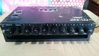 Pre-Amp Equalizer