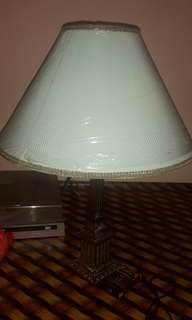 #ME150 Lampu meja tembanga vintage