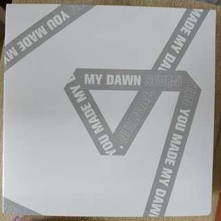 WTS | SEVENTEEN YOU MADE MY DAWN UNSEALED