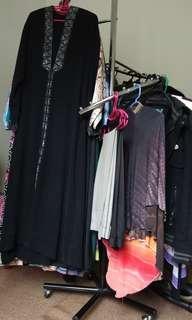 Pengangkut baju garment rack