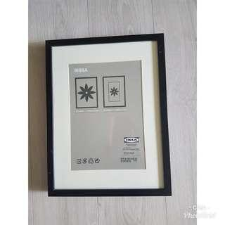 2 x RIBBA picture frames