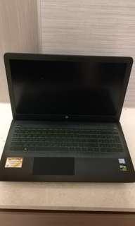 惠普 HP cb077tx 15 i5-7300HQ 8G 1TB+128G 雙硬碟 GTX1050-4G