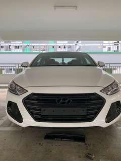 Elantra Hyundai Plastidip Dechrome Plasti dip