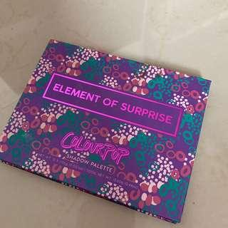 Colourpop Element of Surprise #SparkJoyChallenge