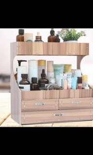 D.i.Y - Pretty ladies desktop Storage comestics Box