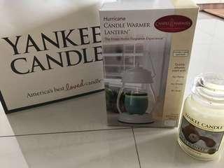 🚚 BNIB Yankee Candle Warmer