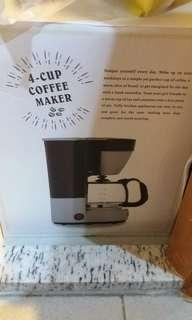 Coffee maker  咖啡機