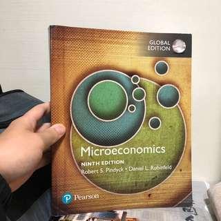 🚚 個體經濟學 英文版 Microeconomics