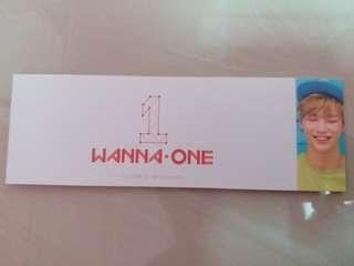 Wanna One Kang Daniel TBO Sleeve Pink Ver.