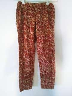 Pants from Japan
