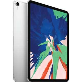 NEW Apple iPad Pro 11-inch 256GB WiFi + Cellular (Silver)