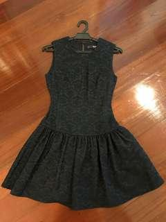 Dressing Paula black dress