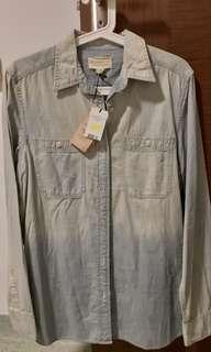 Ralph Lauren Women Denim Shirt BNWT