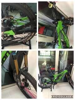 Transition TR250 All Mountain Bike