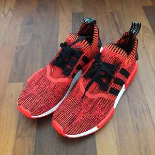 wholesale dealer 12ad6 fbf8c Adidas NMD R1 PK AI Camo Red Apple 2.0 (US 9.5)