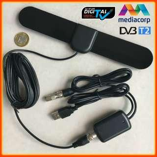 🚚 Flat Digital TV Antenna