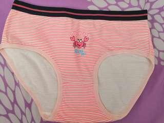#STB50 [BUY 4 FREE 1] Cotton Panties