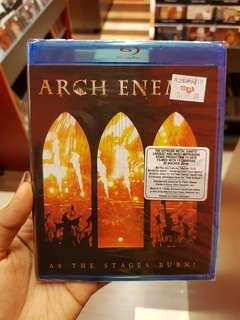 [PREORDER] ARCH ENEMY - AS THE STAGES BURN BLU RAY DVD