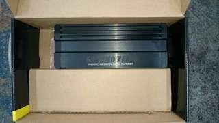 Ground Zero GZRA Car Amplifier