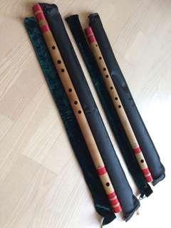 hand crafted Bansuri