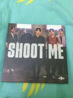 [WTT] DAY6 Shoot Me album Bullet ver.