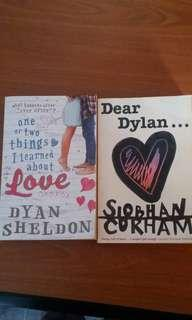 🚚 ❤ Two Books