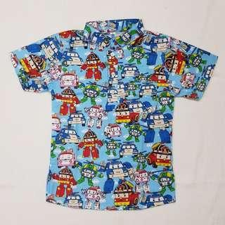 🚚 🚓🚒🚑 Robocarpoli shirt