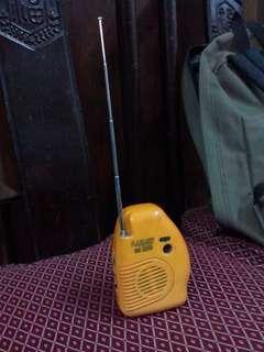 陳年原子粒收音機