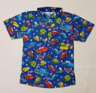 🚚 🚗 Lightning McQueen shirt