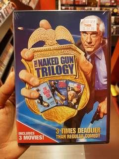 THE NAKED GUN TRILOGY DVD [3 MOVIES]