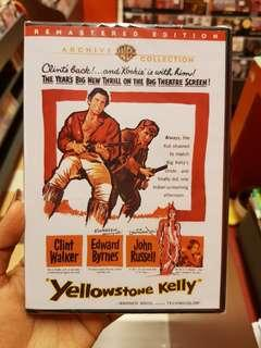 [PREORDER] YELLOWSTONE KELLY DVD
