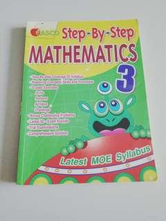 🚚 Step by step primary 3 math
