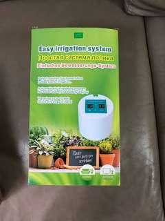 Self irrigation system