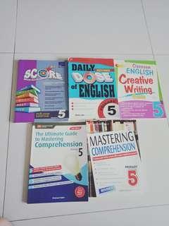 🚚 P5 Revision/ Assessment  Books