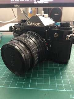 Canon A-1/ A1 Full set