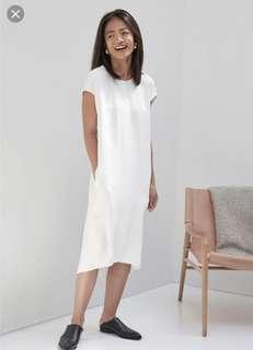 Everlane 00 GoWeave Cocoon Dress