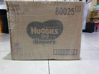 Huggies dry diapers size XXL