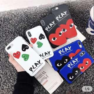 CDG IPHONE CASE 😍😍