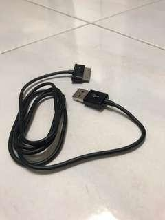 Samsung galaxy tab data cable