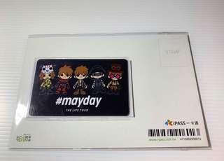 五月天 Mayday Life 人生無限公司 無限放大最終版 演唱會第五分隊標準一卡通