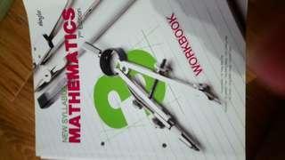New syllabus math workbook 7th edition
