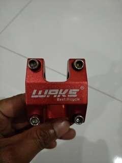 Wake stem adapter