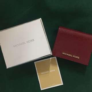Preloved Authentic Michael Kors Wallet
