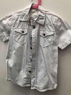 Zara size 5/6 boys shirt
