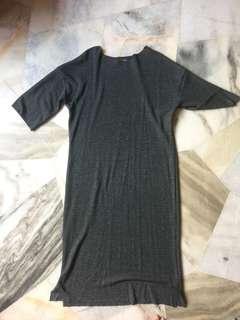 Knee length comfy dress