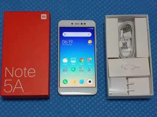 Redmi Note 5A Prime (export set with global rom)