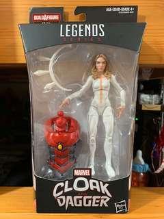 Marvel Legends Cloak and Dagger 全新未開 連BAF
