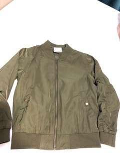 """olive des olive jacket 長23""""闊19"""""""