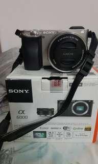 A6000 sony mirror camera