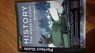 🚚 Perfect Guide: History the world in crisis sec 3